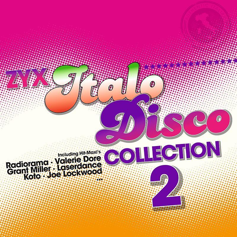 Zyx Italo Disco Collection 2 Various Vinyl