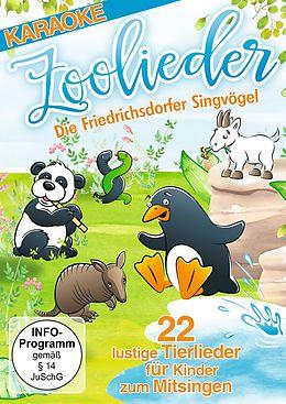 Zoolieder-22 lustige Tierlieder für Kinder zum M [Version allemande]