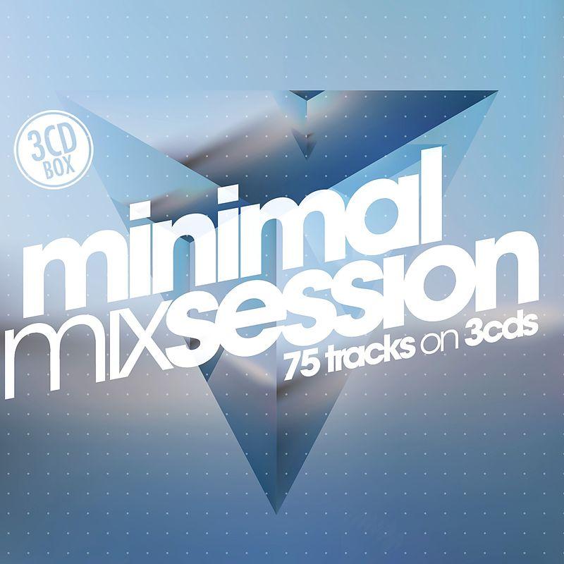 Minimal mixsession cd d 39 lectronique acheter bas for Art minimal livre
