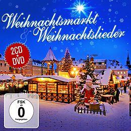 Weihnachtslieder Cd.Weihnachtsmarkt Weihnachtslieder 2cd Dvd