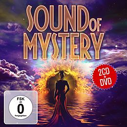 Sound Of Mystery. 2cd+dvd