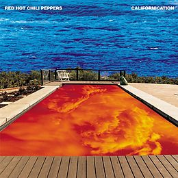 Red Hot Chili Peppers Vinyl Californication