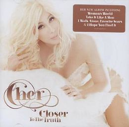 CHER CD Closer To The Truth