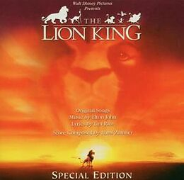 OST, VARIOUS CD The Lion King (special Edition)