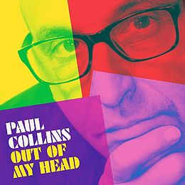 Paul Collins CD Out Of My Head