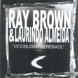 Brown,Ray & Almeida,Laurindo CD Moonlight Serenade