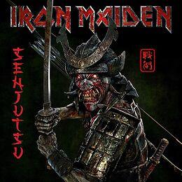 Iron Maiden CD Senjutsu