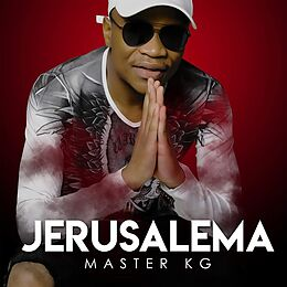 Master Kg CD Jerusalema