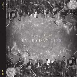 Coldplay CD Everyday Life
