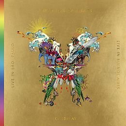 Coldplay CD Live In Buenos Aires/live In Sao Paulo/a Head...
