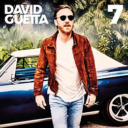 David Guetta CD 7(ltd. Edition)