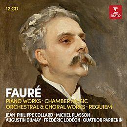 Jean-philippe Collard, Michael plasson, oct CD Klavierwerke/Kammermusik/Requiem