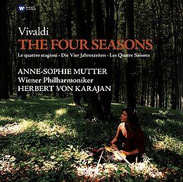 Mutter,Anne-Sophie/Karajan,Herbert von/WP Vinyl Die vier Jahreszeiten