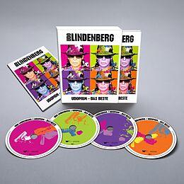 Udo Lindenberg CD Udopium-das Beste(standard Edition)