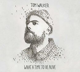 Tom Walker CD What A Time To Be Alive