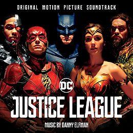 Danny Elfman CD Justice League / Ost