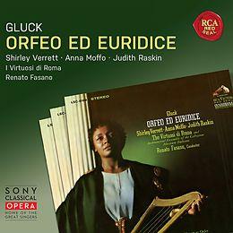 Gluck: Orfeo Ed Euridice (remastered)