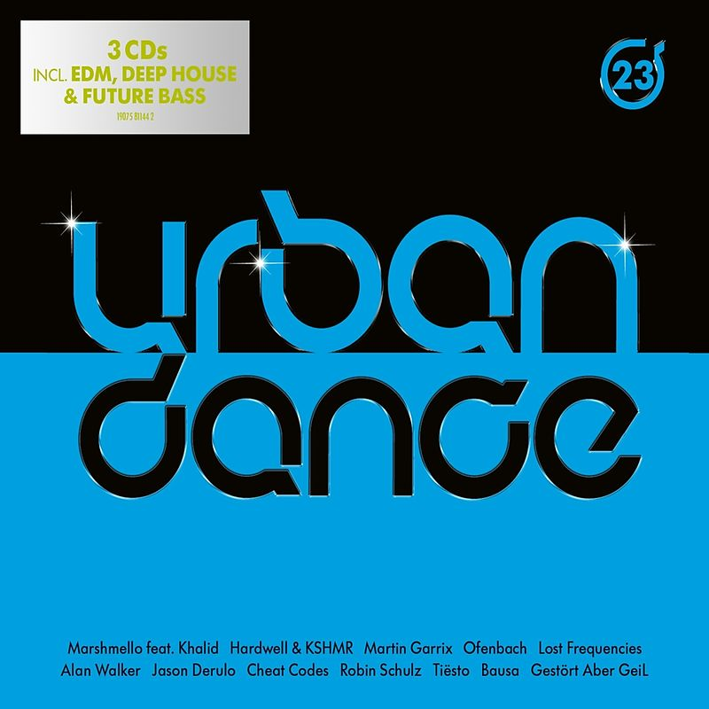 Urban Dance, Vol. 23