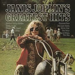 Joplin,Janis Vinyl Janis Joplins Greatest Hits