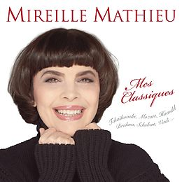 Mireille Mathieu CD Mes Classiques