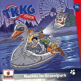 Audio CD (CD/SACD) TKKG Junior 10. Nachts im Gruselpark CD von Kirsten Vogel
