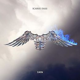 ZAYN CD Icarus Falls