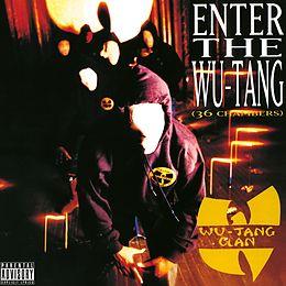 Wu-Tang Clan Vinyl Enter The Wu-Tang Clan (36 Chambers)