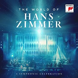 Hans Zimmer, Rso Wien , Lisa Gerrard CD The World Of Hans Zimmer - A Symphonic Celebration