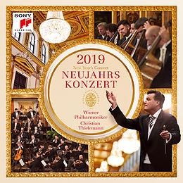 Christian Thielemann, Wiener Philharmoniker CD Neujahrskonzert 2019 - Gsa-version 2 Cd
