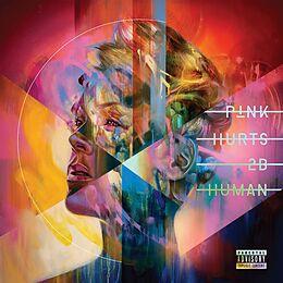 P!nk Vinyl Hurts 2B Human