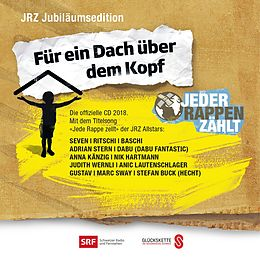 Various CD Jeder Rappen Zählt 2018