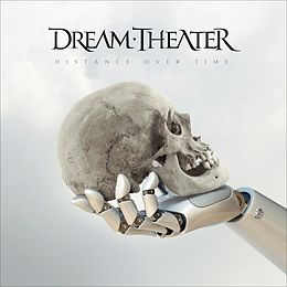 Dream Theater CD Distance Over Time