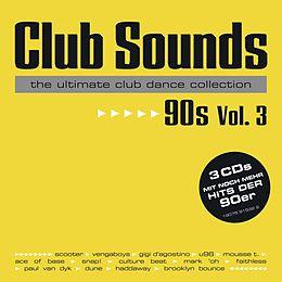 Various CD Club Sounds 90s, Vol. 3