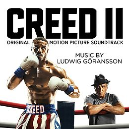 Ludwig Göransson CD Creed II (score & Music From The Original Motion P