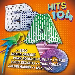 Various CD Bravo Hits Vol.104 Swiss Edition