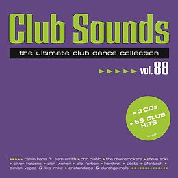 Various CD Club Sounds, Vol. 88