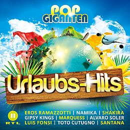 Various CD Pop Giganten Urlaubs-hits