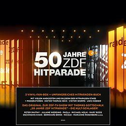 Various Vinyl 50 Jahre ZDF Hitparade