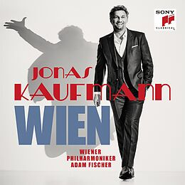 Jonas Kaufmann, wiener Philharmoniker, Adam fischer CD Wien (deluxe Edition)