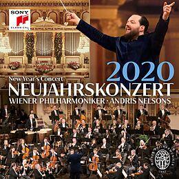 Andris Nelsons, Wiener Philharmoniker CD Neujahrskonzert 2020