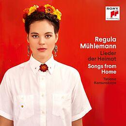 R. Mühlemann, T. korsunskaya, ottensamer, timokhine CD Lieder Der Heimat / Songs From Home