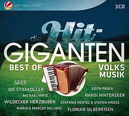 Various CD Die Hit Giganten Best Of Volksmusik
