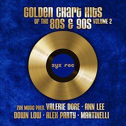 Various Vinyl Golden Chart Hits Of The 80s & 90 s Vol.2