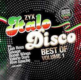 Various Vinyl ZYX Italo Disco: Best Of Vol.1