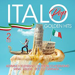 Various CD Italo Pop Golden Hits