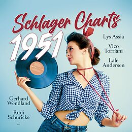 Various Vinyl Schlager Charts: 1951