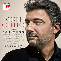 J. Kaufmann, orch.accademia Sta Cecilia, pappano, + CD Otello (deluxe Edition)