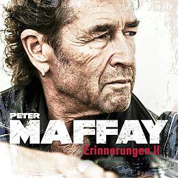 Peter Maffay CD Erinnerungen 2 - Die Stärksten Balladen