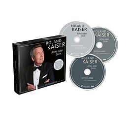 Roland Kaiser CD Alles Oder Dich (edition 2020)