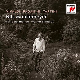 Nils Mönkemeyer, L'arte Del Mondo CD Vivaldi - Paganini - Tartini